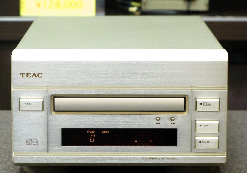 TEAC P-500 CD播放机
