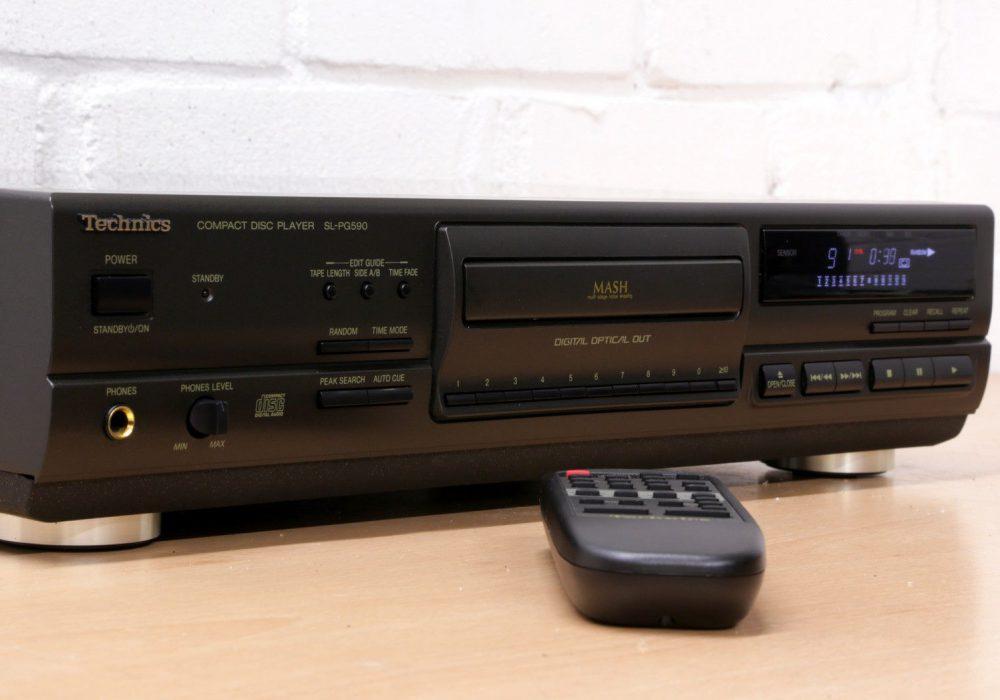 松下 Technics SL-PG590 CD播放机