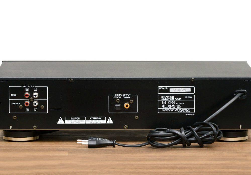KENWOOD DP-7010 CD-Player CD播放机