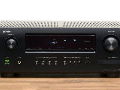 天龙 DENON AVR-1912 7.1声道 AV 功放