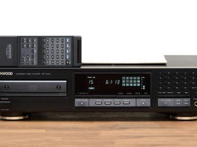 KENWOOD DP-7010 CD播放机