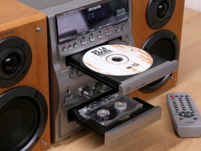 AIWA XR-EM70 Hi-Fi 桌面组合音响