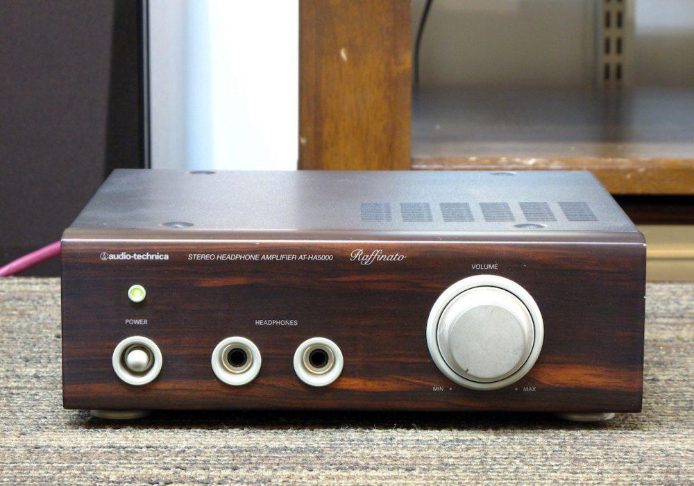 audio-technica AT-HA5000 耳机放大器