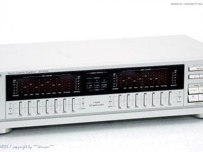 松下 Technics SH-8058 图示均衡器