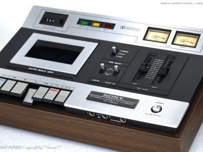 索尼 SONY TC-118SD 卡座