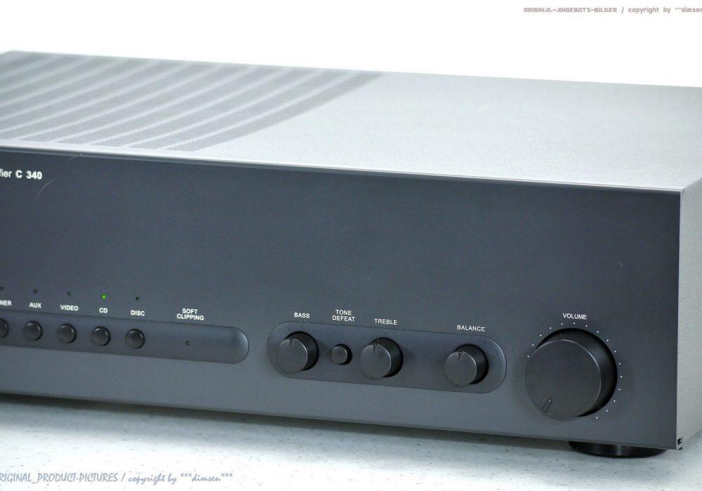 NAD C340 High-End 功率放大器