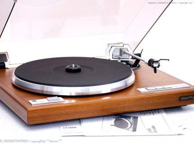 DUAL CS5000 High-End 黑胶唱机