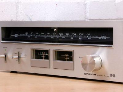 PIONEER TX-606 FM/AM Tuner 收音头