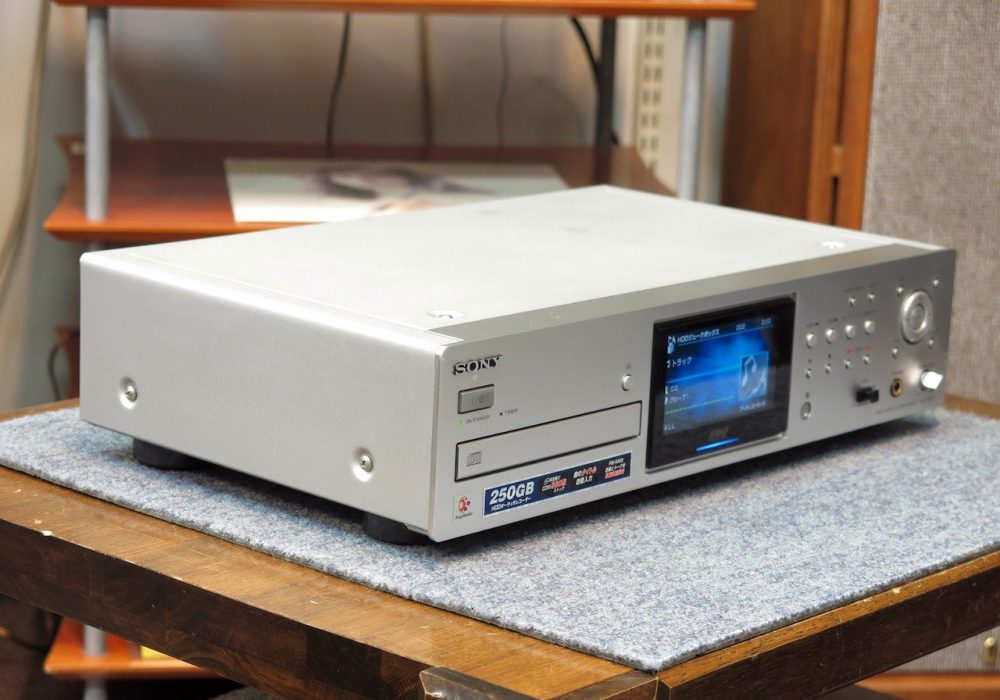 SONY NAC-HD1 CD播放/网络播放机