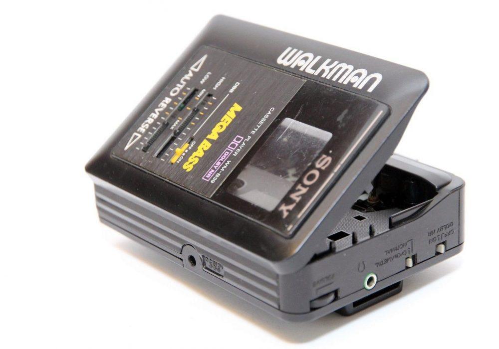 古董 索尼 SONY WALKMAN 立体声 磁带 Tape Player WM-B39 MegaBass AutoReverse
