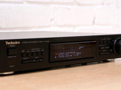 松下 Technics ST-X302L FM/MW/LW Tuner 收音头