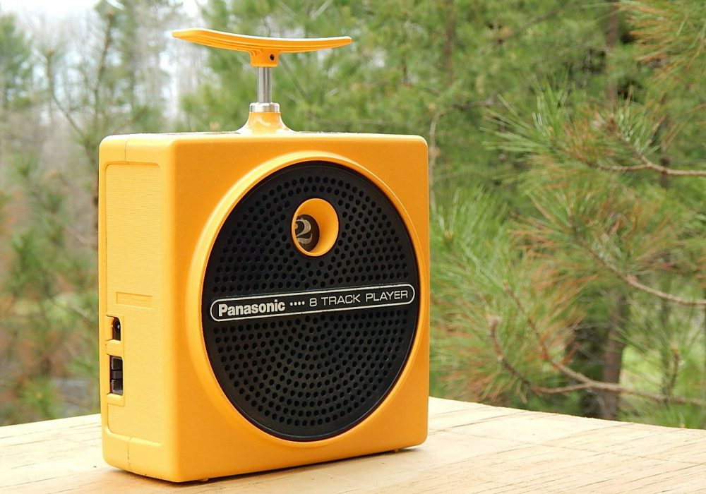 松下 Panasonic RQ-830S TNT 8轨磁带 播放机