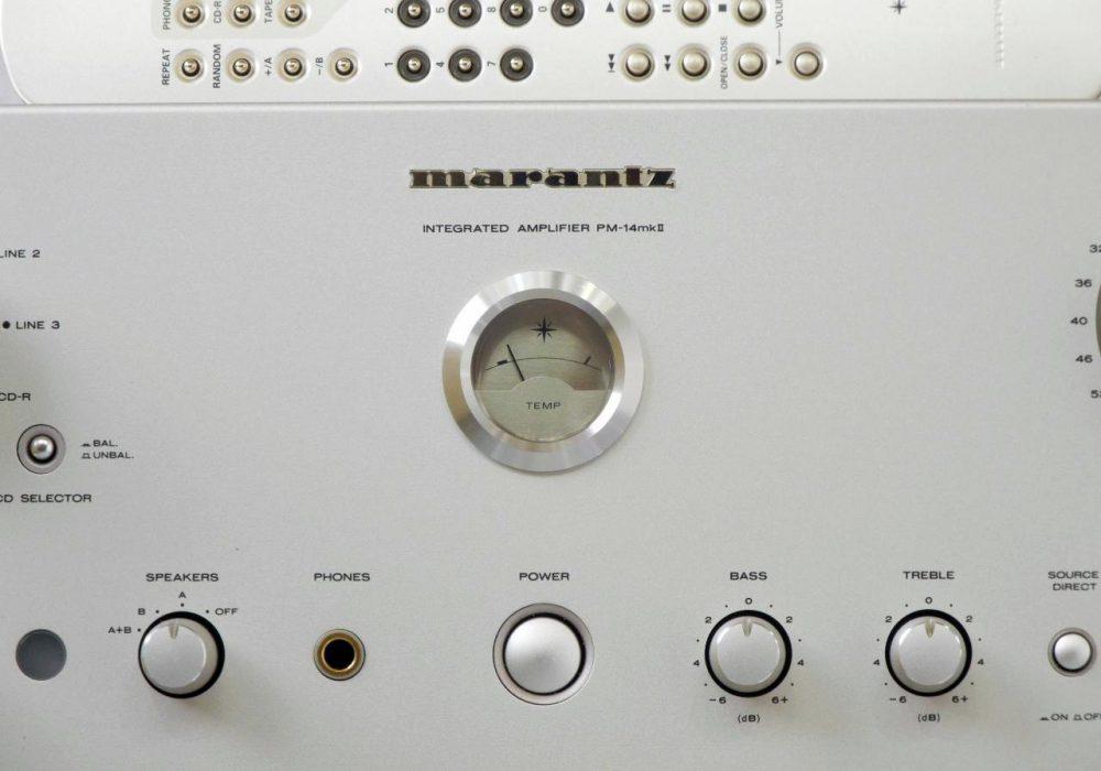 马兰士 Marantz PM-14MKII 功率放大器