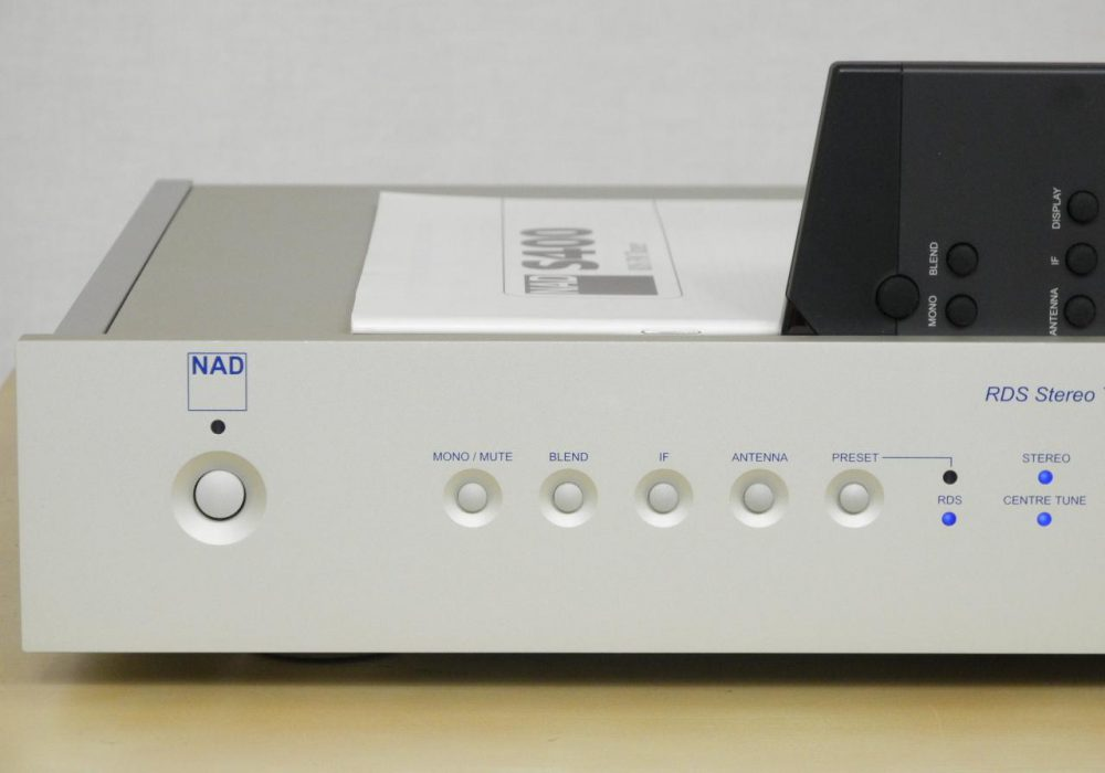 NAD S400 Silver Line RDS 收音头