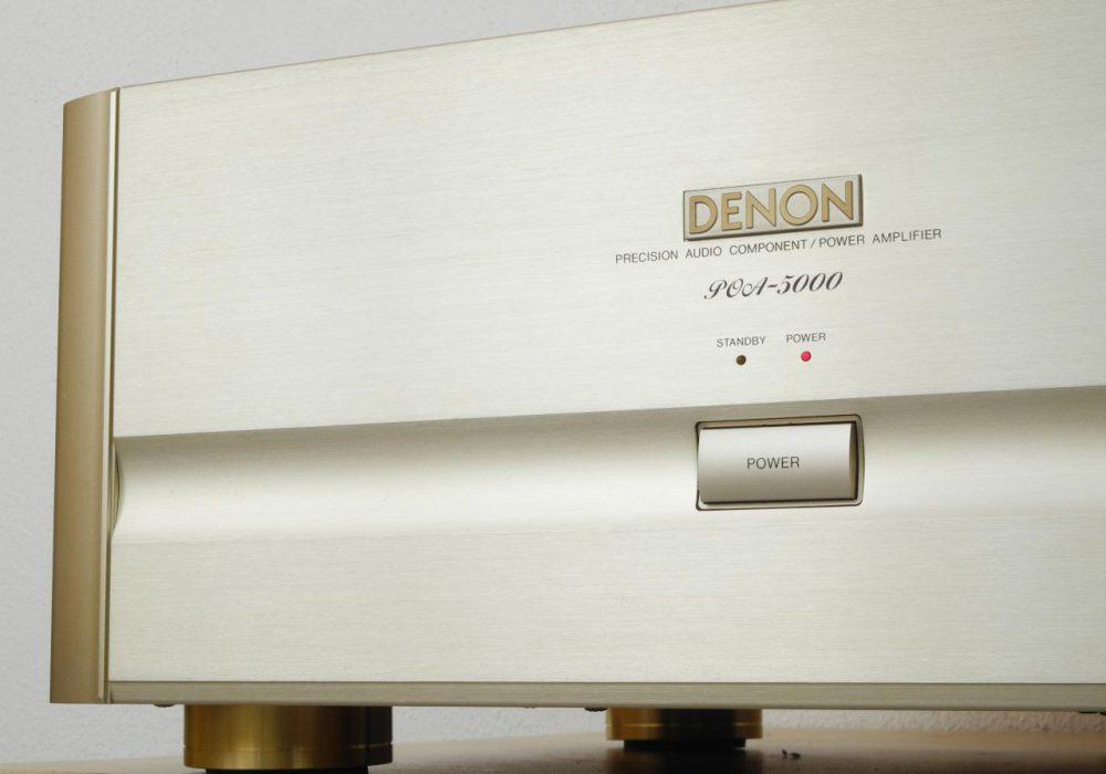 天龙 DENON POA-5000 功率放大器