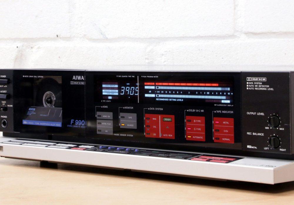 AIWA AD-F990 Hi-Fi 卡座