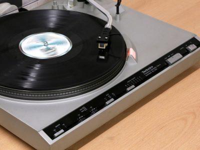 松下 Technics SL-230 Automatic 黑胶唱机