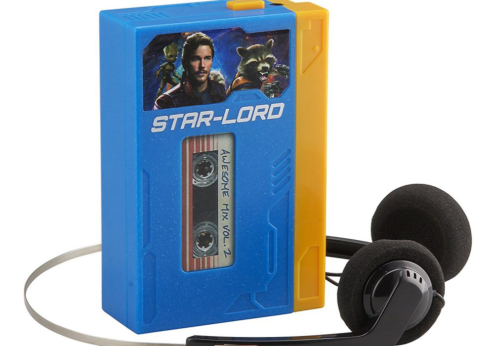 Guardians of the Galaxy Marvel Movie Toy MP3播放机 玩具