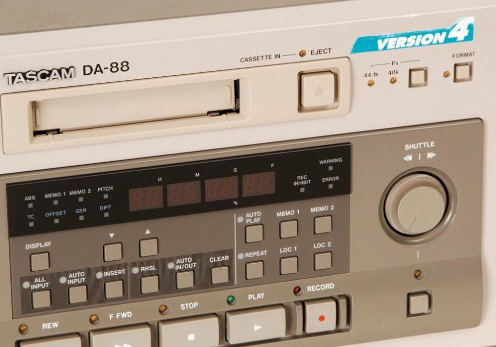 Tascam DA-88 DAT台机
