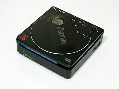 索尼 SONY D-88 DISCMAN CD随身听
