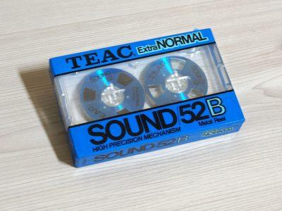 TEAC / Toshiba 小开盘 盒式录音磁带