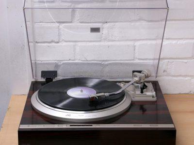 JVC QL-Y3F Automatic 黑胶唱机