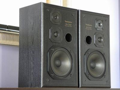 Technics SB-CS60 书架式音箱