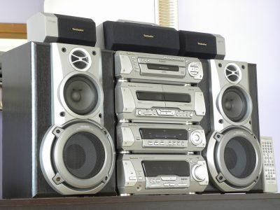 Technics SC-EH750 组合音响