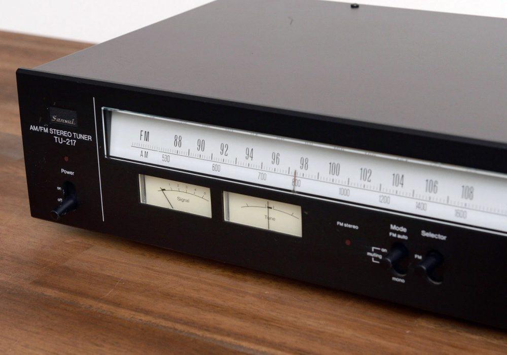 山水 SANSUI TU-217 FM 收音头