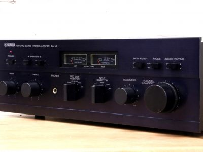 YAMAHA CA-V2 功率放大器