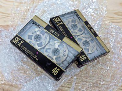 SK-X46 小开盘 录音磁带