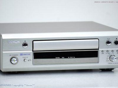 DENON DRR-F101 卡座
