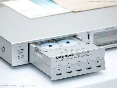GRUNDIG SCF6200 High-End 卡座