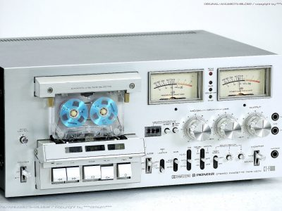 PIONEER CT-F1000 古董 High-End 磁带-卡座 Top!Revidiert+<wbr/>1J.Garantie!! SPEC
