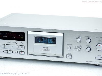 索尼 SONY TC-KB920S QS High-End 三磁头 assetten Tape 卡座!! Revidiert + 1J.Garantie!