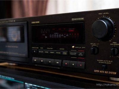先锋 PIONEER CT-S610 卡座