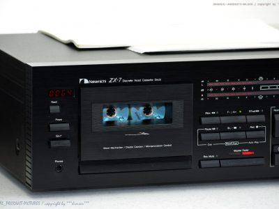 NAKAMICHI ZX-7 High-End 卡座