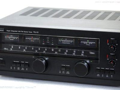 SANSUI TU-X1 High-End Super Integrated AM/FM 收音头
