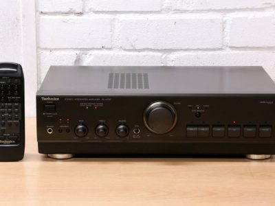 松下 Technics SU-A700 立体声 Integrated HI-Fi Amplifier MOSclass AA Remote