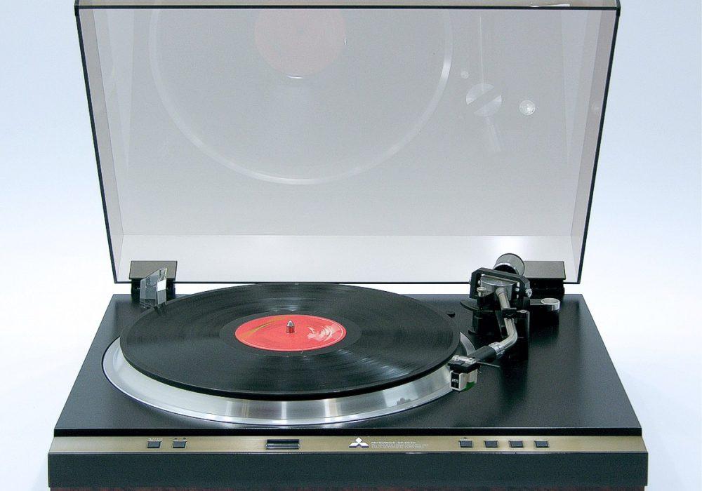 Mitsubishi Diatone DP-EC20 黑胶唱机
