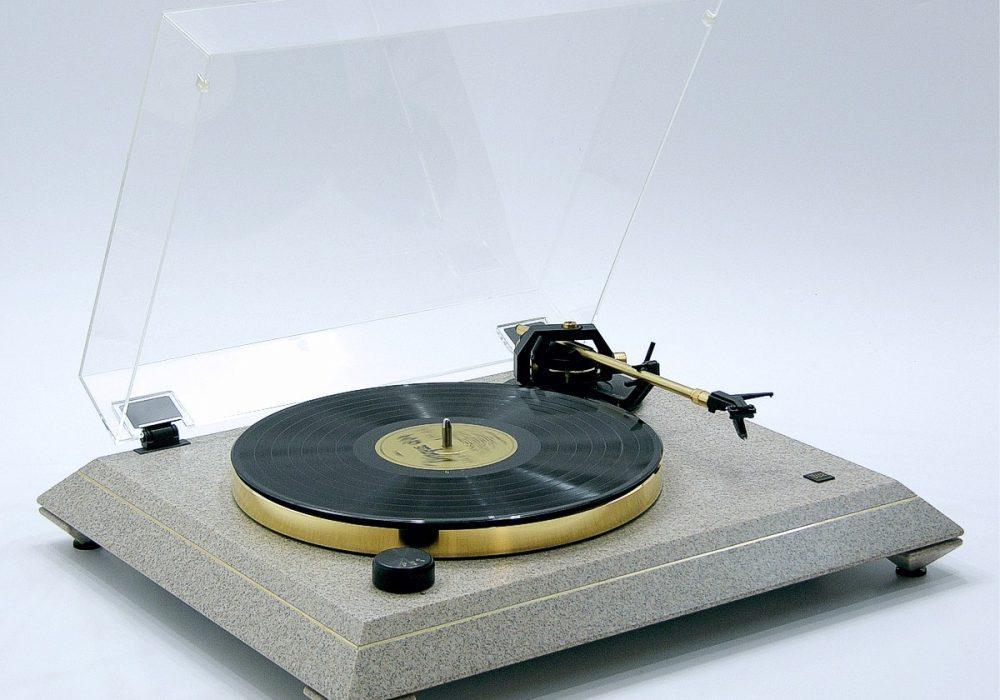 Dual Golden Stone 黑胶唱机