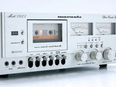 马兰士 Marantz 5025 单卡座