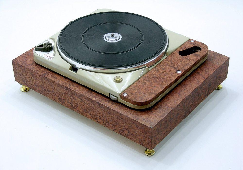 多能士 Thorens TD124 MKI/II 黑胶唱机 机座