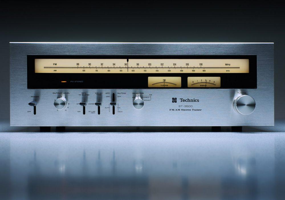 松下 Technics ST-3500 FM/AM 收音头