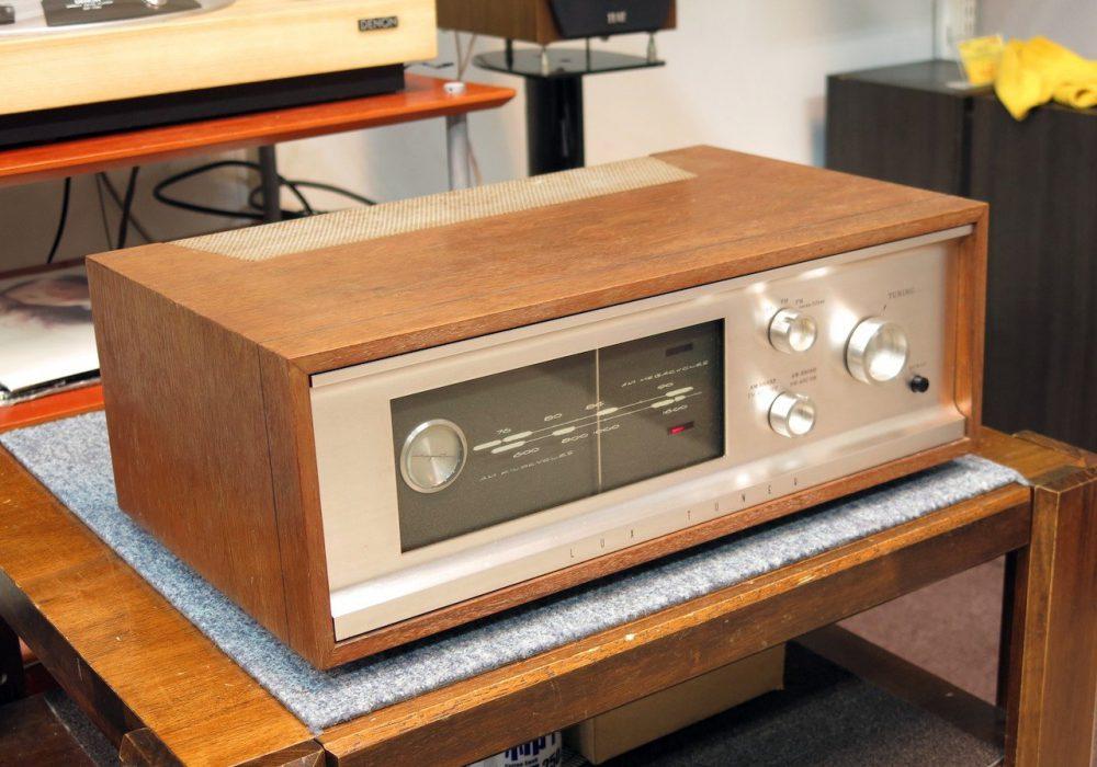 LUXMAN WZ30 FM/AM 电子管 收音头