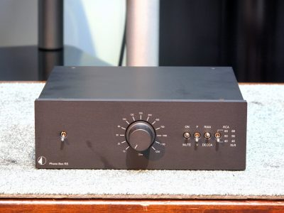 Pro-Ject Phono Box RS 唱机放大器