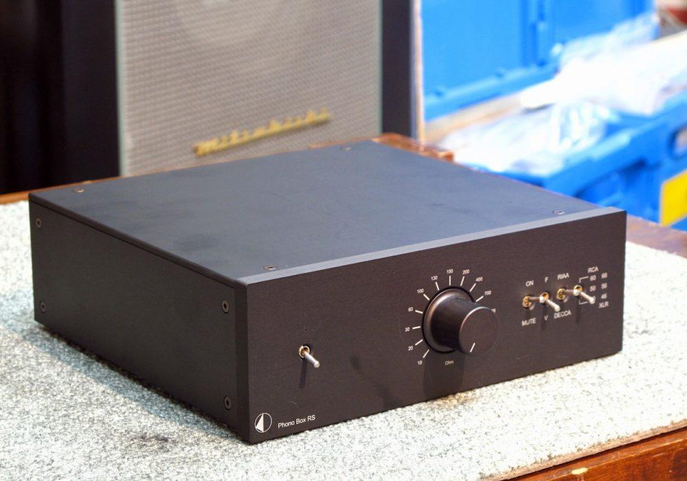 Pro-Ject Phono Box RS 唱机放大器