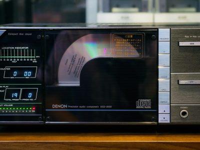 天龙 DENON DCD-2000 CD播放机