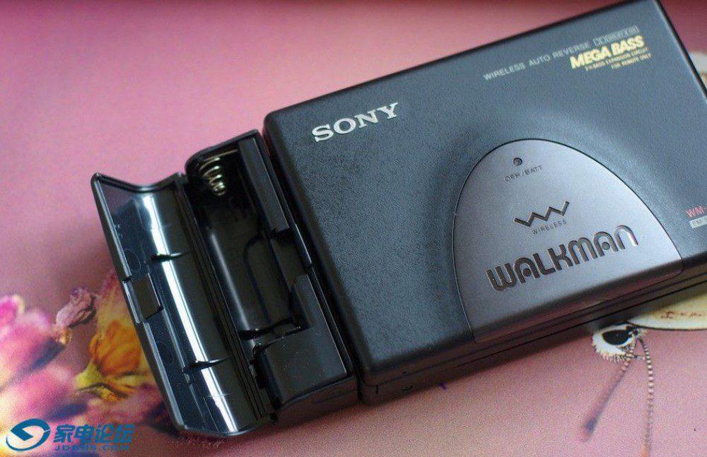 SONY WM-F507 磁带随身听