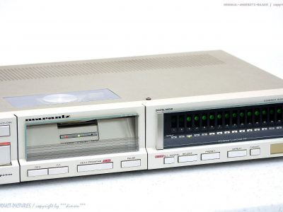 MARANTZ CD-73 古董 High-End CD-Player Top-Zustand! Gewartet+1J.Ga<wbr/>rantie! ★★★